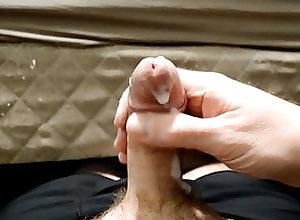 Amateur (Gay);Bear (Gay);Fat (Gay);Masturbation (Gay);Small Cock (Gay);HD Videos Sperm Montage 43