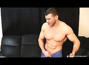 cum,cock,fetish,gay,muscle,straight,hunk,flexing,towel,gay My Naughty...
