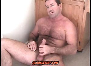 Bear (Gay);Big Cock (Gay);Hunk (Gay);Masturbation (Gay);Muscle (Gay);HD Videos Cowboy MuscleBear...