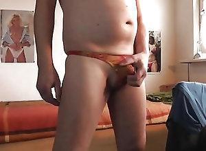 Men (Gay);HD Gays geiler funboy string
