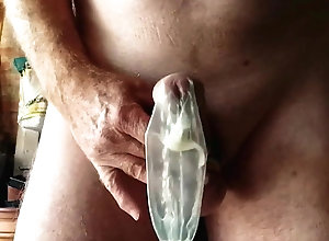 Big Cock (Gay);Handjob (Gay);Masturbation (Gay);Gay Cum (Gay);HD Videos Jizz bag fun slow...