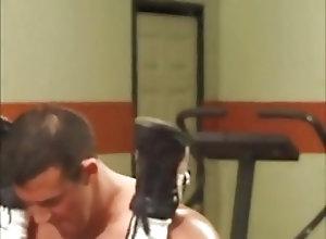 Gay Porn (Gay);Muscle (Gay);Gym At gym