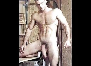 Big Cock (Gay);Hunk (Gay);Muscle (Gay);Gay Cock (Gay) SHORT - EXTRA COCK
