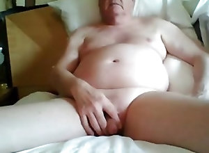 Amateur (Gay);Masturbation (Gay);Daddies (Gay) grandpa show