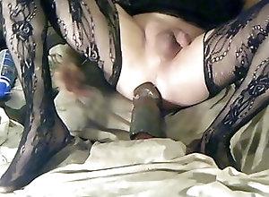 Crossdresser (Gay);Gaping (Gay);Interracial (Gay);Small Cock (Gay);HD Videos;Anal (Gay) white sissy ass...