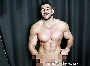 Muscle (Gay);Joshua Armstrong (Gay);HD Gays LET ME TALK U...