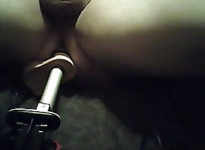 Amateur (Gay);Bear (Gay);Fat (Gay);Sex Toy (Gay);Anal (Gay) Solo play with...