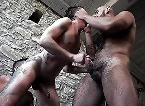 Bareback (Gay);Big Cock (Gay);Group Sex (Gay);Hunk (Gay);Latino (Gay);Muscle (Gay);Anal (Gay) BB - Rico Marlon...