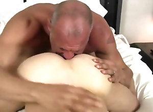 Hunk (Gay);Muscle (Gay);Couple (Gay) daddy's wake...