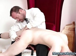 hd Spanked mormon...