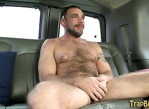 blowjob,bear,muscle Duped hetro cum...