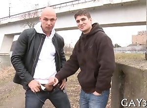 blowjob,hardcore,public,gay Nasty bald dude...