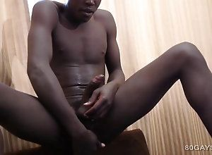 black,gay,handjob,masturbation Black amateur...