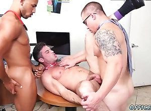 bareback,fucking,group,anal gaping Three twinks love...