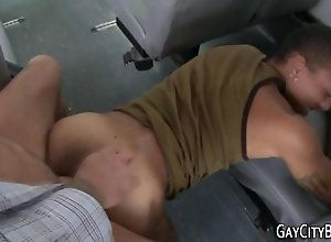 anal,bareback,blowjob,fucking,hardcore,interracial,public,sucking,bus,doggystyle Straight guy...