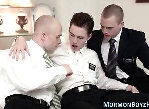 anal,voyeur Gay mormons fuck...
