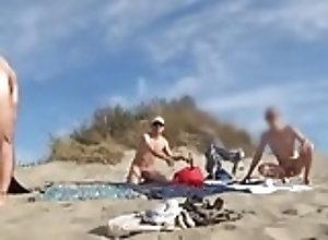 Amateur (Gay);Outdoor (Gay);On the Beach;On Beach;Making Pics on the beach...