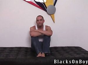 big cock,blowjob,interracial,black,gay,threesome White dude...