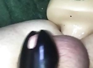 Men (Gay);Amateur (Gay);Masturbation (Gay);Sex Toys (Gay);Small Cocks (Gay);Sissy;Anal Orgasm;Orgasm Caged sissy anal...
