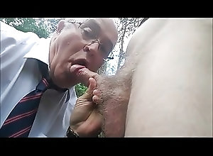 Amateur (Gay);Blowjobs (Gay);Outdoor (Gay);Spanking (Gay);Old and Young;Old;Young Old and Young