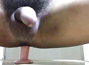 Man (Gay) Dildo in anal