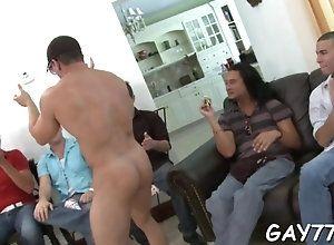 blowjob,hardcore,public,gay,party stripper has a...