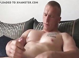 Hunk (Gay);Masturbation (Gay);Military (Gay);Muscle (Gay);Gay Solo (Gay);American (Gay) kciN rewoT 6102