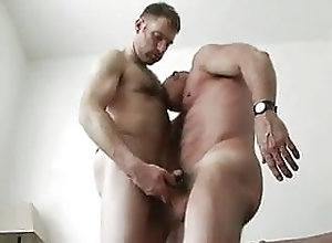 Big Cock (Gay);Blowjob (Gay);Hunk (Gay);Muscle (Gay);Anal (Gay) Beautiful Steve...