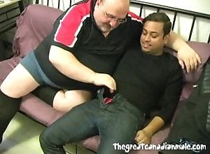 greatcanadianmale;kissing;fucking,Blowjob;Gay;Interracial Ed Fucks The Boss...