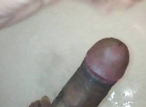 Amateur (Gay);Handjob (Gay);Latino (Gay);Masturbation (Gay);HD Videos Shower jerking...