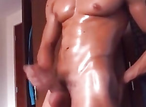 Men (Gay);Twinks (Gay);Cum Tributes (Gay);Masturbation (Gay);Muscle (Gay) Muscle Guy Cums