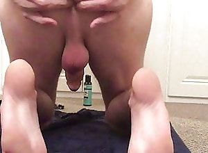 Gaping (Gay);Small Cock (Gay);HD Videos;Anal (Gay);Skinny (Gay) sissy boi...