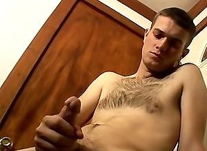 Gay,Gay Masturbation Solo,bryce corbin,solo,masturbation,brown hair,cut,short hair,young men,cum jerking off,american,gay,large dick Bryce The...