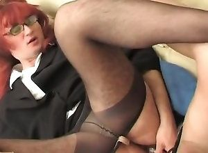 Gay,Gay Fetish,gay,fetish,sissy,Toys,pantyhose,glasses,redhead,young men,gay porn,russian Frank and...