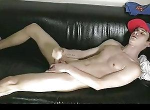 Gay Porn (Gay);Twinks (Gay);Big Cocks (Gay);Handjobs (Gay) Boy With Big Cock...
