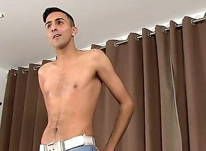 Gay,Gay Masturbation Solo,jamal jones,solo,masturbation,skinny,young men,average dick,cum jerking off,gay Jamal Jones