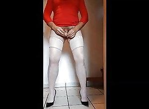 Crossdresser (Gay);Masturbation (Gay);Anal (Gay) me195