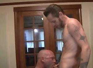 Gay,Gay Muscled,gay,muscled,men,blowjob,tattoo,rimming,gay porn Damon fucks Chad...