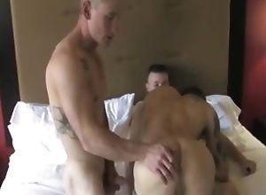 Gay,Gay Threesome,Gay Hunk,Gay Big Cock,muscular,blowjob,gay,threesome,big dick,white butt,bed,young men,hunk,gay porn Corey, Tim and Wayne