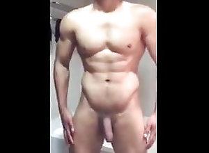 Big Cock (Gay);Hunk (Gay);Latin (Gay);Military (Gay);Muscle (Gay) Gonzalo modelando