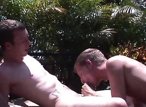 Gay,Gay Outdoor,Gay Blowjob,gay,outdoor,blowjob,young men,poolside,threesome,handjob,gay porn Marc Summers...