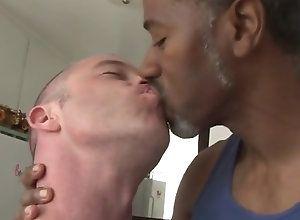 Gay,Gay Kissing,Gay Black,Gay Interracial sex,Gay Kitchen Sex,gay,muscled,black,interracial,men,outdoor,kitchen,kissing,blowjob,big black cock,gay porn Patrick...