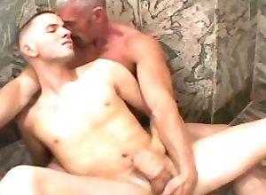 Gay,Gay Bath/Shower,Gay Muscled,Gay Daddy,gay,muscled,daddy,young men,shower,doggy style,gay fuck gay,men,gay porn,cumshot Naughty Gays...