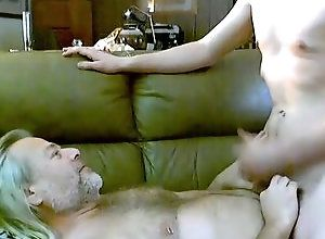 Gay,Gay Mature,wyatt blaze,js wild,american,gay,grandpa,gay porn,old vs young,masturbation,gay fuck gay,mature Wyatt Gets Some...