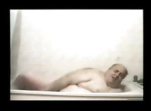 Bear (Gay);Daddy (Gay);Fat (Gay);Chubby Gay (Gay);Old Man Gay (Gay);Gay Shower (Gay) Frank in the bath