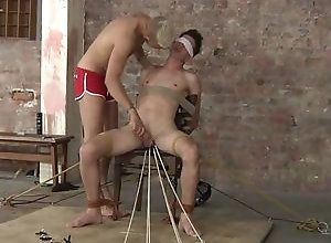 Gay,Gay Twink,Gay Bondage,Gay Domination,Gay Fetish,Gay Handjob,deacon hunter,ross drake,blowjob,bondage,fetish,twinks,blond hair,brown hair,average dick,short hair,british,gay,handjob,shorts,gay porn,domination Tied To A Chair...