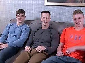 Gay,Gay Hunk,Gay Threesome,blonde,brunette,muscular,smooth,blowjob,tattoo,threesome,kissing,gay,gay fuck gay,gay porn,young men,hunk Ivan James,...