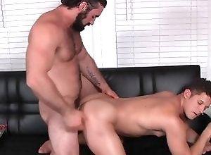 Gay,Gay Muscled,Gay Pornstar,Drill My Hole,gay,muscled,pornstars,tattoo,blowjob,men,young men,bearded,riding,doggy style,gay fuck gay,gay porn Turn My Son Into...