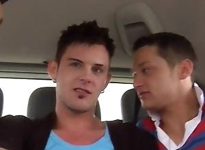 Gay,Threesome,adam watson,callum baxter,kristian kerner,large dick,average dick,short hair,young men,gay,blowjob,gay fuck gay,riding,car,gay porn,threesome Picking Up A...