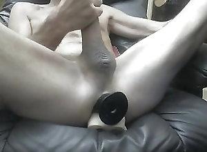 Men (Gay) Zwei dicke Dildos...